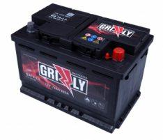 GRIZZLY 74Ah 680A R+ GA74-L3