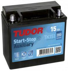 Tudor Start-Stop Auxiliary 12V15Ah