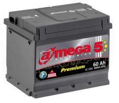 Акумулатор A-MEGA PREMIUM 60AH 600A