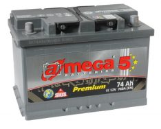 Акумулатор A-Mega Premium 12V74Ah 760A