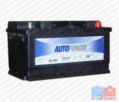 Акумулатор AUTOPOWER 80Ah 740A R+