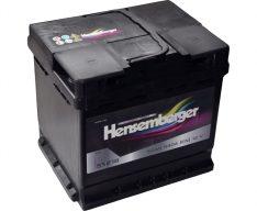 Hensemberger 12V52Ah 440A
