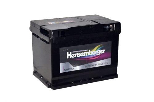 Hensemberger 12V62Ah 520A