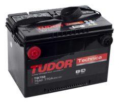 TUDOR Technica 75Ah 770A L+TB758