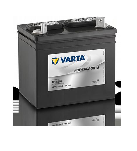 VARTA POWERSPORTS GARDENING 22AH 340A 12V R+