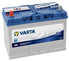VARTA 95Ah 830A BLUE Dynamic J L+ G8