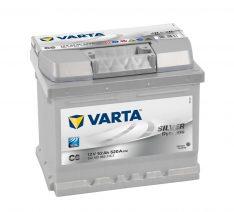 VARTA 52Ah 520A SILVER Dynamic