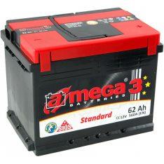 A-Mega Standart 12V62Ah 560A