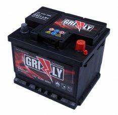 GRIZZLY 41Ah 360A R+GA41-LB1