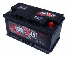 GRIZZLY 80Ah 740A R+ GA80-LB4