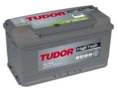 TUDOR High Tech 100Ah 900A R+ TA1000