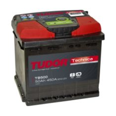 TUDOR Technica 50Ah 450A R+TB500