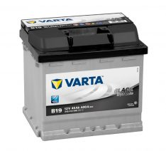 VARTA 45Ah 400A BLACK Dynamic