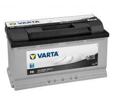 VARTA 90Ah 720A BLACK Dynamic R+ F6