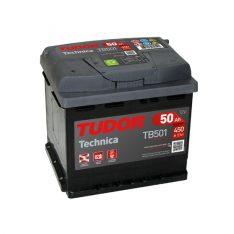TUDOR Technica 50Ah 450A L+ TB501