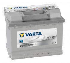 VARTA 63AH 610A SILVER DYNAMIC D39 L+