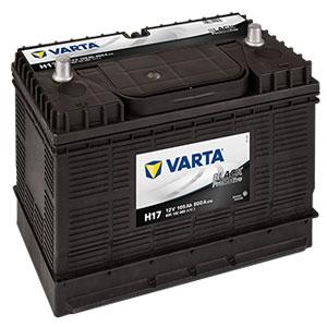 VARTA 105Ah Promotive Black