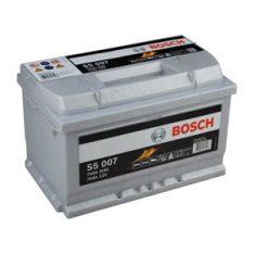 Акумулатор Bosch S5 74Ah 750A