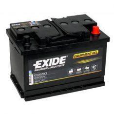 ES650 GEL 56Ah 410A R+ 650Wh