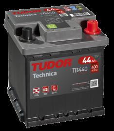 TUDOR Technica 44Ah 420A R+ TB440