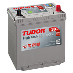 TUDOR Technica 38Ah 380A J R+ TA 386