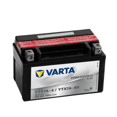 VARTA POWERSPORTS AGM YTX7A-BS 6Ah 105A 12V