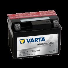 VАRTA POWERSPORTS AGM YT4L-BS 3Ah 40A 12V