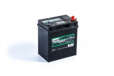 Gigawatt 35Ah 300A J R+ G35