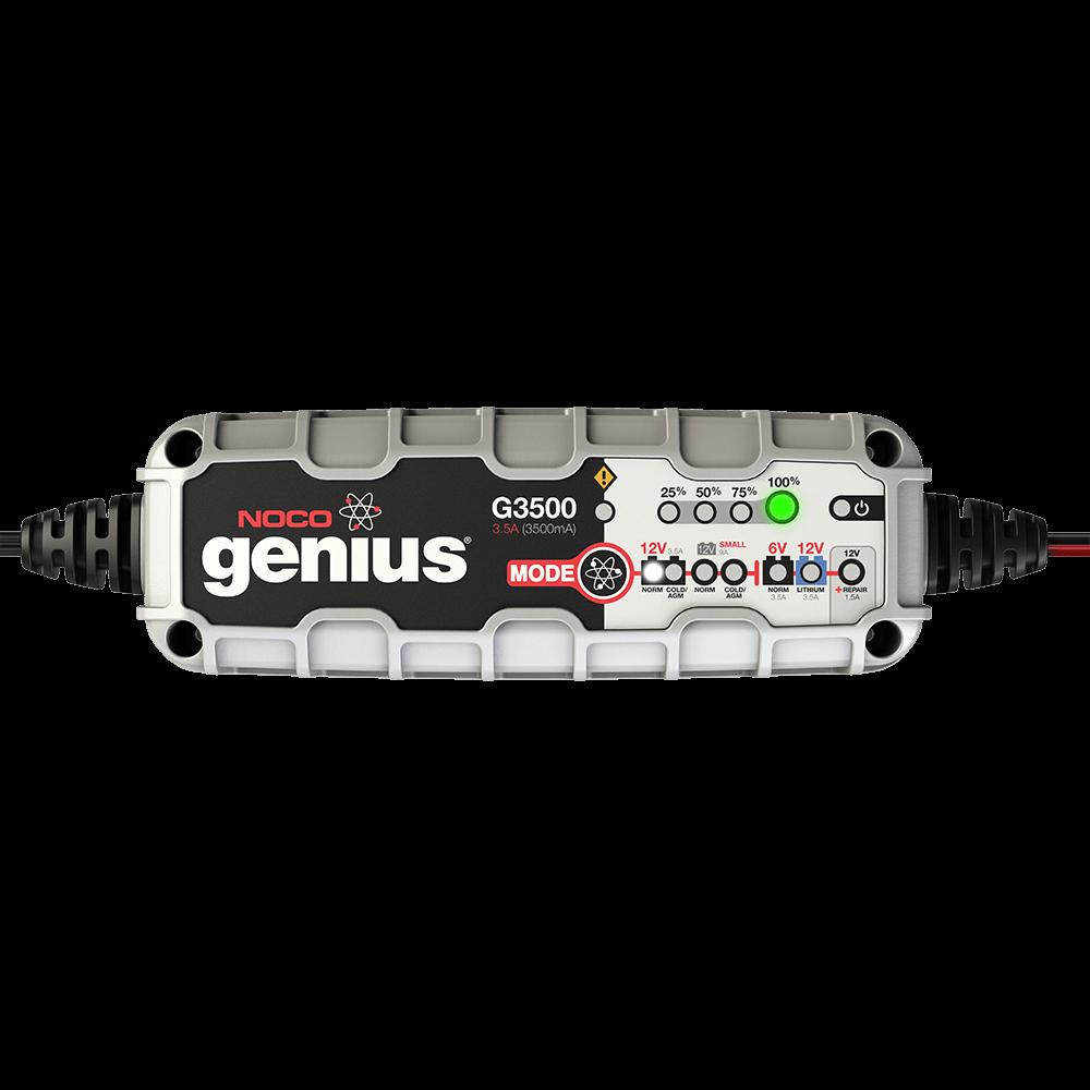 зарядно NOCO G3500 6/12V 3.5A