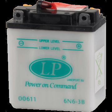 акумулатор Landport 6N6-3B 6Ah