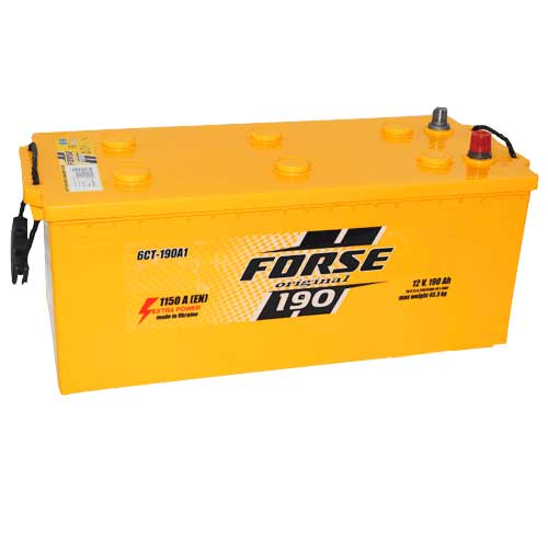 FORSE 12V190Ah 1150A