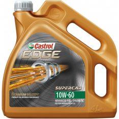 CASTROL EDGE SUPERCAR 10W-60 4L