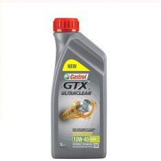 CASTROL GTX ULTRACLEAN 10W-40 1L